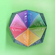 Faire-part origami